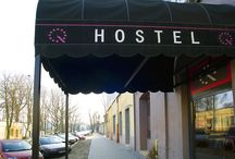 """Boutique Hostel w Łodzi ul. Stefanowskiego 17 (economy) / Boutique Hostel to elegancki obiekt położony w centrum miasta.  90-537 Łódź, ul. Stefanowskiego 17  GPS N: 52° 10' 26"""" E: 18° 51' 9"""" tel. 42 636 22 01 kom. 512 22 10 22 email: stefanowskiego@hotels24.com.pl http://www.hotels24.com.pl/hotele-lodz/boutique-hostel.html"""