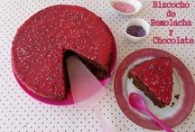 Mis Bizcochos y Bundt Cake / Bizcochos especiales, con ingredientes novedosos.