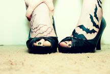 My Favorite Tattoos / Tattoo art that I like!