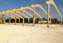 Bâtiment professionnel - Vivanbois / Vivanbois : Construction, rénovation ou restructuration de bâtiment professionnel