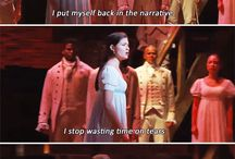 Hamilton   (occasionally guest starring other musicals)