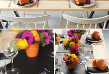 Love the style / Great styling... the key to every fabulous event (besides food & drink, of course)