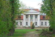 Zatory - Pałac