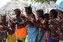 BODYPERCUSSION - BAPNE RESEARCH - AFRICA / Research in Africa - Rhythm