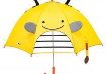 Children's Umbrellas / Brave the wet weather with our adorable selection of children's umbrellas.