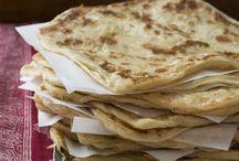 50th Moroccan menu