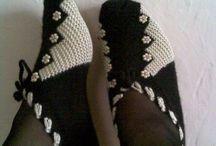 tossut ideat - slipper ideas