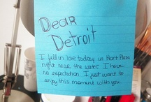 Letters to Detroit