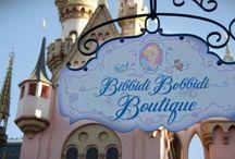 My 6th Birthday - Disneyland/Bibbidi Bobbidi Boutique