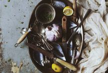 Food Styling / Inspiration for creative and beautiful food styling