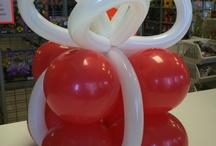 Weight balloons