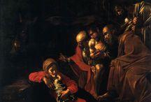 "Caravaggio / ""light and dark"""