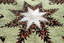 Quilting - quilting stitches / by Deb Kuykendall