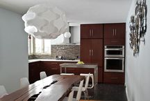 Featured: Custom Kitchen Shaped by a Special Table
