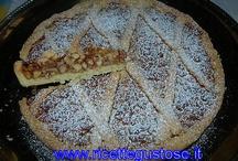 Dolci - Crostate, ricette crostate / Tante ricette di crostate, crostate facili e golose. https://www.ricettegustose.it/Dolci_crostate_index.html #crostate #dolci #ricettegustose #ricette #gustose #recipe #receta #food #cackes #tortas #tarta #pie