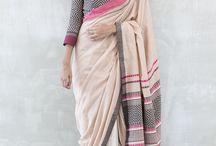 Elegantly picked sarees/ blouses