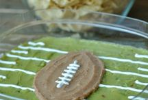 Seahawks Gameday Party Snack Ideas