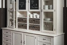 Cabinetry Ideas
