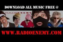 Independent Music - RADIO ENEMY - The hottest new Independent Music