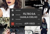 Instagram filtros