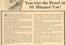 Vintage Medicine: And Ads... oh boy! / by Patricia Drehfal