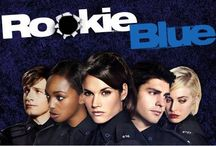 Rookie Blue / The stakes are high for five young cops fresh out of the Academy and ready for their first day with one of the most elite units in the city. Each case they tackle and the choices they make will impact their lives, but it's their personal relationships that may play an even greater role in defining the cops they become. (IMDb) / by Brittany Hayes
