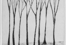 etching / drypoint