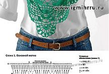Crochet wearables / Beautiful crochet patterns to wear