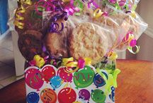 Thank You Cookie Bouquets / There's no sweeter way to say Thank You than with a cookie bouquet from Kookie Krums!