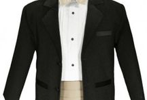 Ivory Tuxedo Packages
