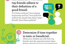 Family - Friendship / Learning how to be a friend and teaching our kids the same. // Growing friendships among siblings, in our families, and around our communities.