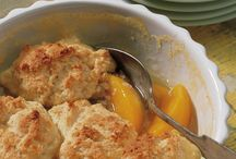 Recipes for Peaches / by Katelynne Anderson