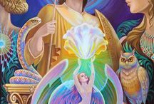 ASCENDED MASTERS and TEACHERS