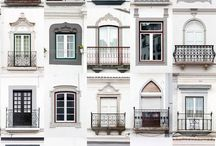 Πόρτες και Παράθυρα - Doors and Windows