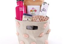 Thank You Gift Basket / Thank You Gift Ideas.  Gifts Baskets to Give Thanks.  Apprecation for Her and Him
