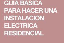 Instalación Eléctricas domiciliaria abc