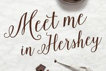 Sweet Sayings / Sweet sayings about Hershey, Chocolate and things that make us smile.