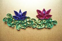Quilling Instructions / All about Quillings! / by Fernanda Gomez