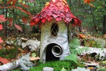 Fairy Houses / by Shannon Schmid