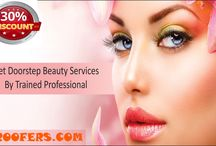 hair & beauty parlour in gwalior / Best Beauty Parlour In Gwalior  Now happiness and beauty come knocking at your door! Wroofers is a platform for beauty and wellness, And get 30% counter discount