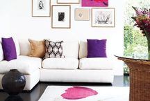 Living, Family Room and Home Decor / Living room, family room, entry way, and all other decor for the home