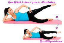 Egzersiz hareketleri