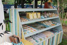 BTGG-Bringing Goods to Market: Booth Design & Resources / by Horseshoe Market