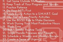 Workplace Habits