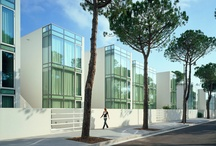 Architecture-Townhouse/ Social Housing / Inspirations / by Haynie Sze