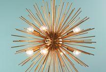 Lights / by Leslie Rehlaender
