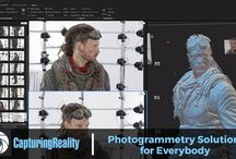 Capturing Reality - Photogrammetry software 'RealityCapture'