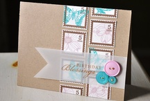 Card Inspiration / by Linda E