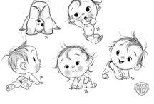 Anatomía bebes