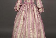 Project:  1860s Purple Plaid